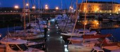 Milford Haven Marina - Low Energy Lighting